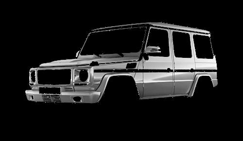 ����� ������ G-Class (W463)